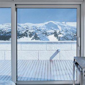 Puertas y ventanas correderas Aluminios Almazán