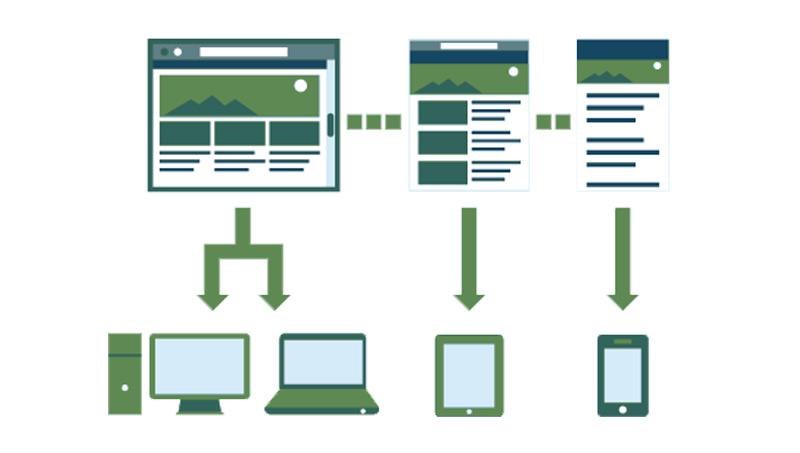 Web Aluminios Almazán. Diseño responsivo.