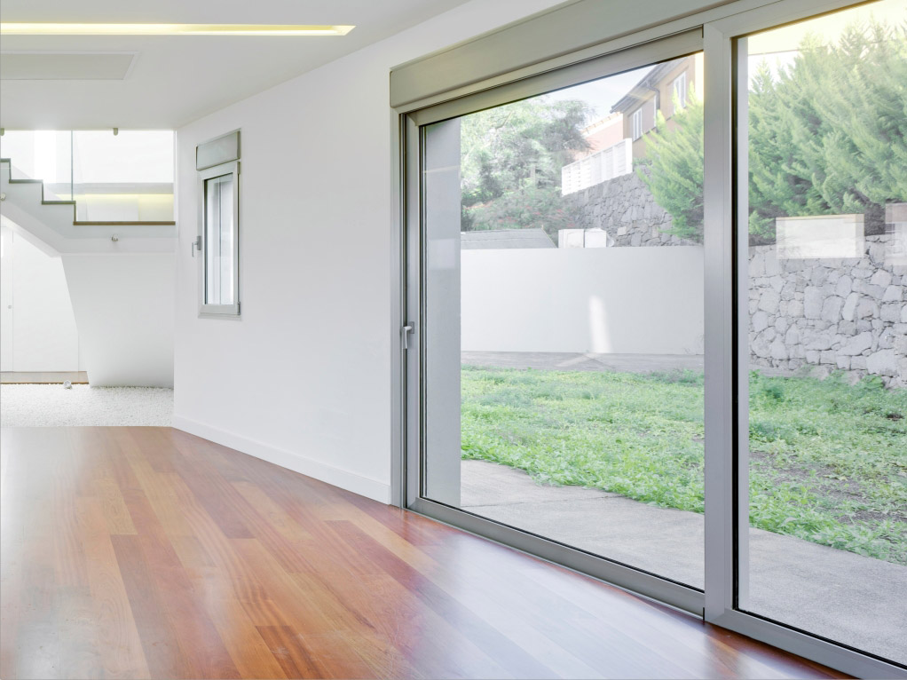 aluminio almazan soria ecologia ventana puerta carpinteria metalica calidad